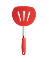 Crofton Slotted Turner - Red