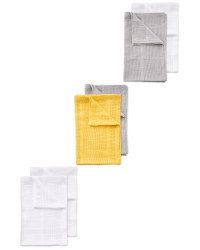 Small 2 Pack Cellular Blankets