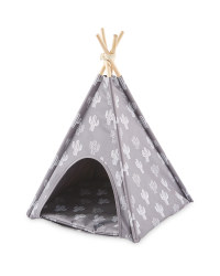 Small Cactus Outdoor Pet Teepee