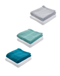 Small Cellular Blanket 2 Pack