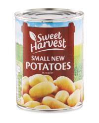 Small New Potatoes