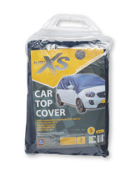 Auto XS Small Split Car Top Cover