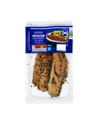Smoked Mackerel Fillets Peppered