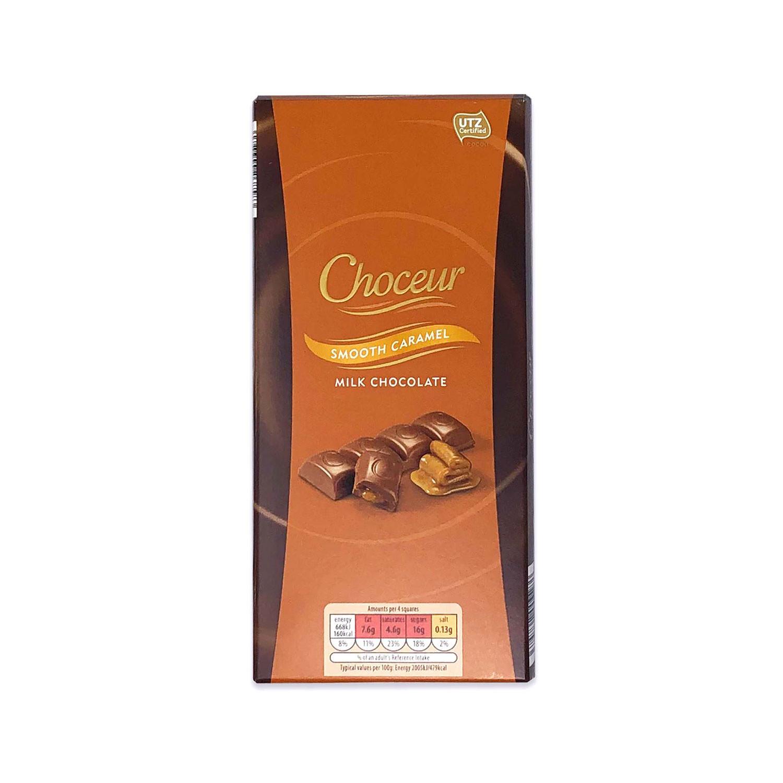 Smooth Caramel Chocolate