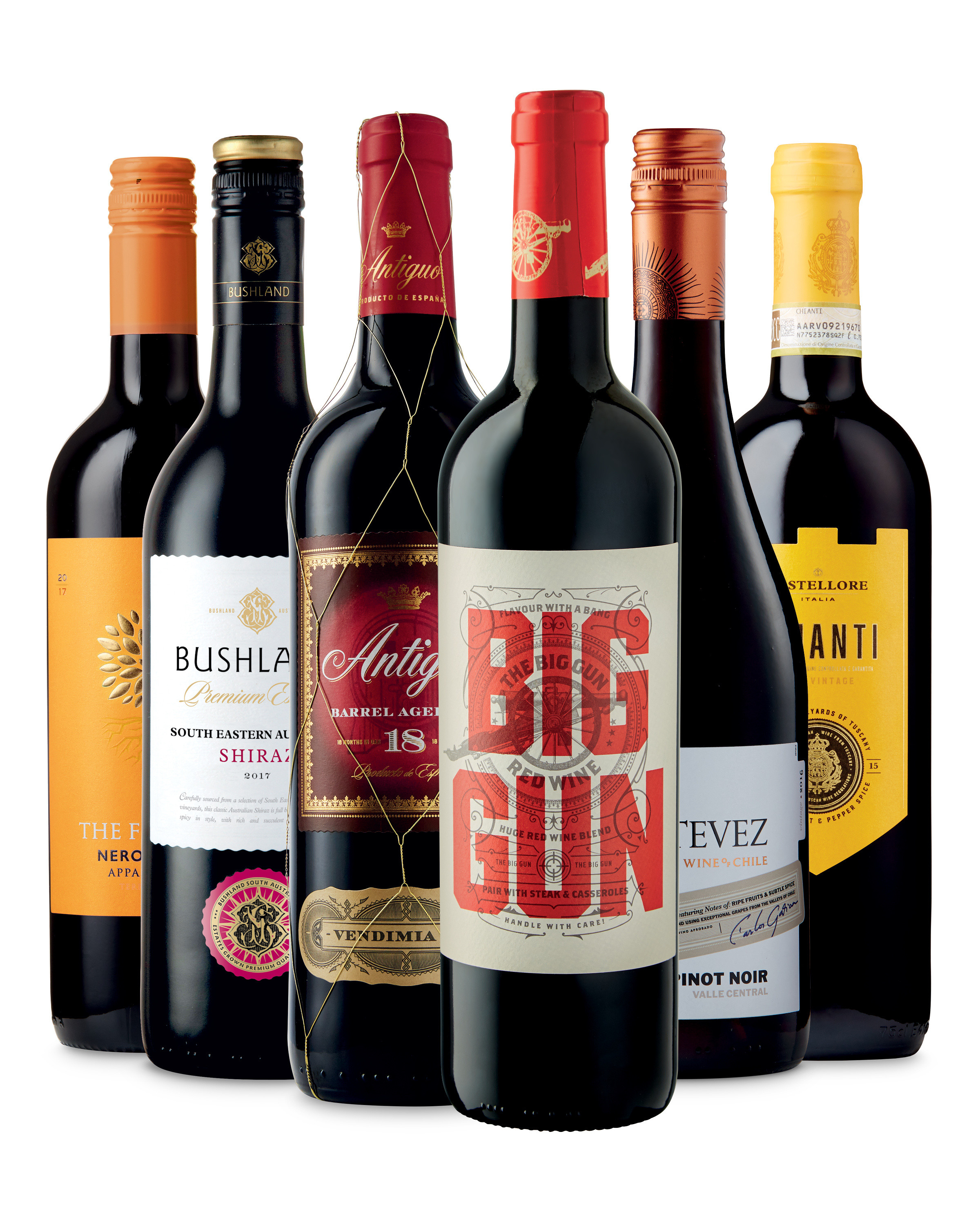 Smooth And Rich Reds Aldi Uk