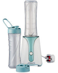 Smoothie Maker - White & Pale Blue