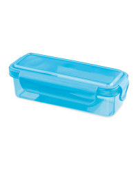 Snack And Dip Container - Blue