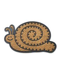 Snail Garden Friends Doormat
