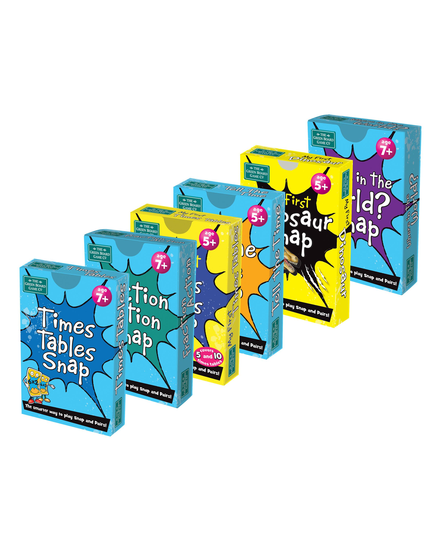 Snap Cards Bundle