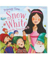 Picture Flats Snow White Book