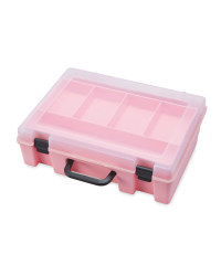 So Craft Hobby Storage Case - Pink