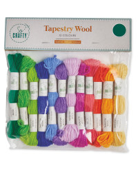 So Crafty 12 Pack Tapestry Wool