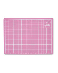 So Crafty A3 Cutting Mat - Pink