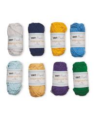 Amigurumi Sea Trend Yarn 8 Pack