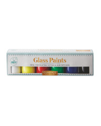 So Crafty Classic Glass Paints