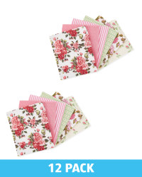 So Crafty Fabric Fat Quarter Bundle