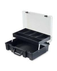 So Crafty Hobby Storage Case - Black