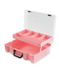 So Crafty Hobby Storage Case - Pink