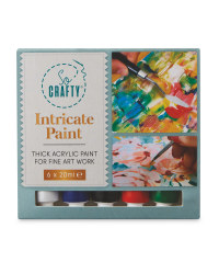So Crafty Intricate Acrylic Paints