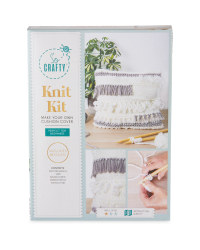 So Crafty Knitting Kit