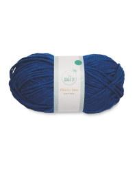 So Crafty Blue Chunky Yarn