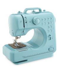 So Crafty Midi Sewing Machine - Duck Egg Blue