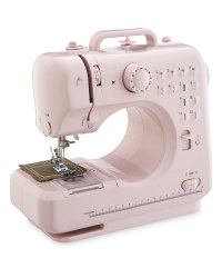 So Crafty Midi Sewing Machine - Pink