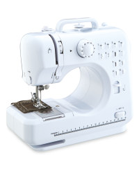So Crafty Midi Sewing Machine - White