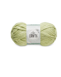 So Crafty Moss Chunky Yarn