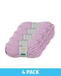 So Crafty Petunia Baby Yarn