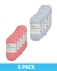 So Crafty Recycled Cotton 5 Pack