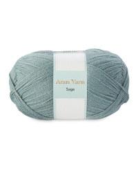 So Crafty Sage Aran Yarn
