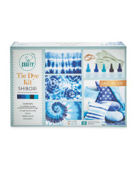 So Crafty Shibori Tie Dye Kit