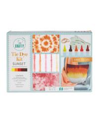 So Crafty Sunset Tie Dye Kit