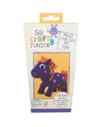 So Crafty Super Dough Pony Kit