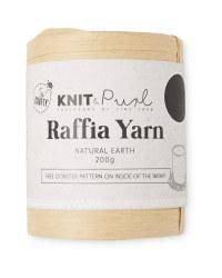 So Crafty Sustainable Raffia Yarn