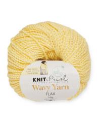 Wavy Flax Trend Yarn 4 Pack