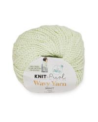 Wavy Mint Trend Yarn 4 Pack