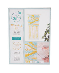 So Crafty Weaving Kit