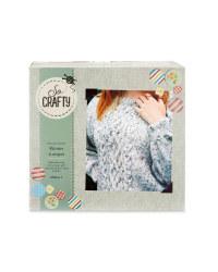 So Crafty Winter Jumper Knitting Kit