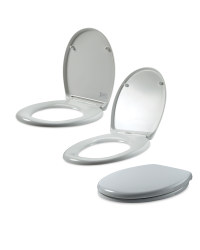Soft-Close Toilet Seat