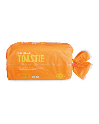 Soft Sliced White Toastie