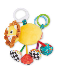 Soft Lion Teether Rattle