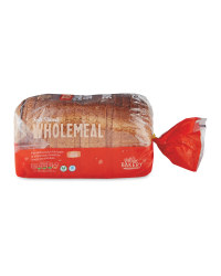 Soft Wholemeal Bread