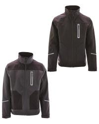 Softshell Jacket With Cordura