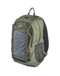 Crane Solar Backpack - Olive