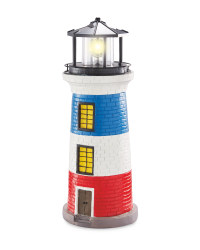Garden Bright Solar Lighthouse
