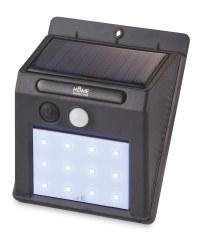 Solar PIR Security Light