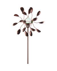 Garden Bright Solar Vela Windspinner