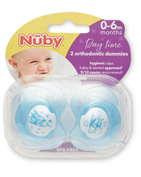 Nuby 0-6 Months Rocket Soothers